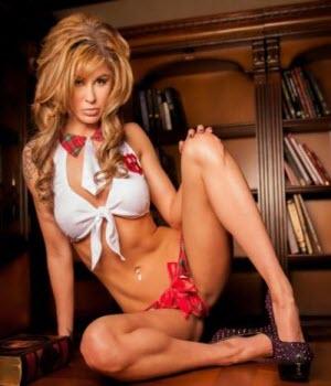 biografia e foto sexy di Chloe Chaos