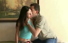 Incesto eccitante tra padre e figlia
