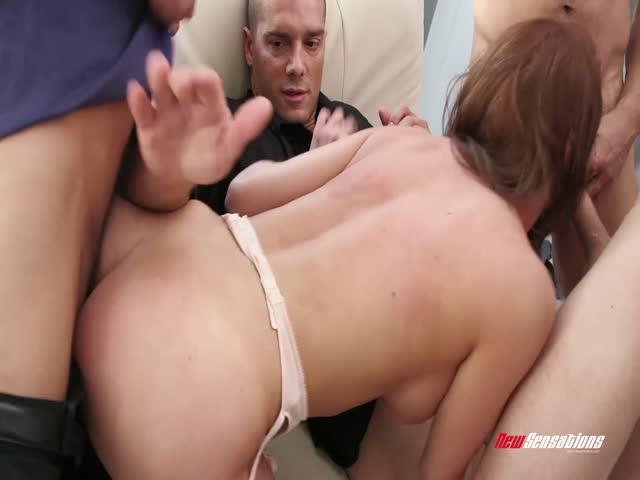 Ebano Padrona porno